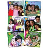 My Family / Mi Familia, 6 Book Set