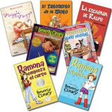 Beverly Cleary Collection: Spanish, 7 Book Set