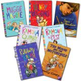 Beverly Cleary Collection: English, 7 Book Set