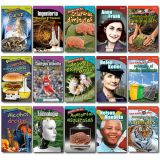 Advanced Plus Readers, 15 Book Set, Time for Kids: Spanish Nonfiction Readers: Advanced Plus Readers, 15 Book Set