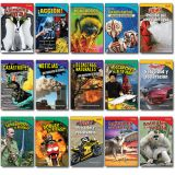 Time for Kids: Spanish Nonfiction Readers: Challenging Plus, 15 Book Set