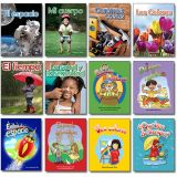 Early Childhood Themes Spanish: Science, 24 Book Set