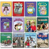 Early Childhood Themes Spanish: Social Studies, 21 Book Set