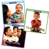 Active Baby Board Books