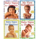 Baby Signs Board Books, Set of 4