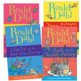 Roald Dahl Collection: English, 7 Book Set