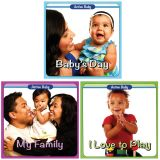 Active Baby Board Books, English