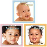 Baby Faces Board Books, English