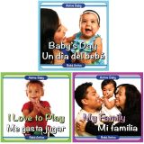 Active Baby Board Books, Spanish/English