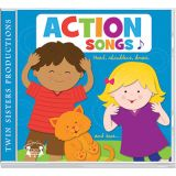 Action Songs CD
