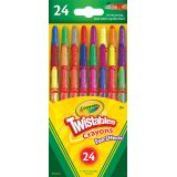 Crayola® Fun Effects Mini Twistables® Crayons, 24 colors