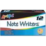 Liqui-Mark® Note Writer® Porous Point Pens, Brown, Dozen