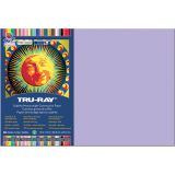 Tru-Ray® Fade-Resistant Construction Paper, 12 x 18, Lilac