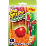 Mr. Sketch® Scented Twistable Crayons, Set of 18