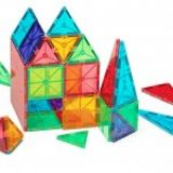 Magna-Tiles Clear 100 pc Set