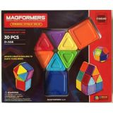 Magformers 30 pc Solid Opaque Set
