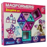 Magformers 30 pc Inspire Set