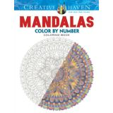 Mandalas Color by Number