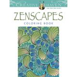 ZenScapes Coloring Book
