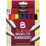 Markers Broad Tip 8 Classic