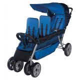 LX™ Strollers - LX3™ Three Child Stroller