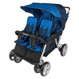 LX™ Strollers - LX4™ Four Child Stroller