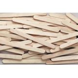 Economy Grade Craft Sticks - Natural (100 Pk)