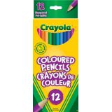 Crayola®  Coloured Pencils (12 Pk)