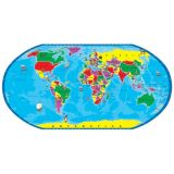 Kid's Puzzle of the World (80 pcs)