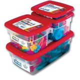 Alphamagnets and Math Magnets Regular Size - Uppercase 42 pieces Multicolored