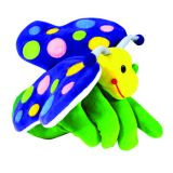 Bug and Animal Puppet-Set A (Butterfly)