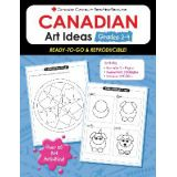 Canadian Art Ideas - Grades 2-4