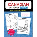 Canadian Art Ideas - Grades K-1