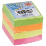 Stick Notes - Assorted Colours (400/pk)