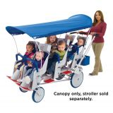 Runabout Strollers - Sun Canopies- 5 Seater