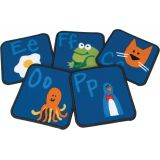 Fun with Phonics Seating Carpets - Kit of 26 1 Squares (A-Z)