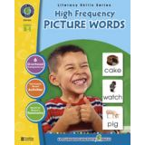 High Frequency Picture Words Gr. K–1
