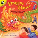Dragon Dance: A Chinese New Year Flap Book
