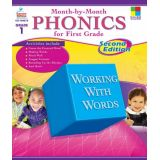 Month-by-Month Phonics Gr.1