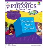 Month-by-Month Phonics for Second Grade Resource Book
