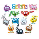 Colour Critters Bulletin Board Set