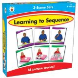 Learning to Sequence - 3 Scenes