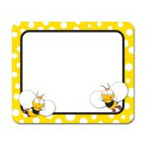 Buzz–Worthy Bees Name Tags (40/pk)