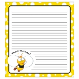 Buzz–Worthy Bees Notepad (50/pk)