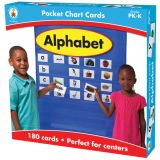 Alphabet Pocket Chart Card Game