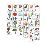 Alphabet: Photographic Stickers