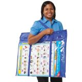 Deluxe Bulletin Board Storage Pocket