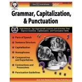 Grammer, Capitalization & Punctuation