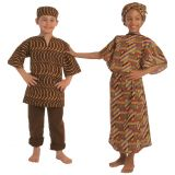 Multicultural Costumes - African Boy