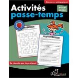 Activitiés Passe-Temps G.4-6 Time Filler